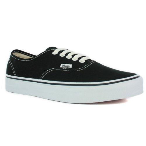 De Chaussures Noir Adulte Mixte Vans Authentic Skate Noir 37 Eu wAqa4HfR