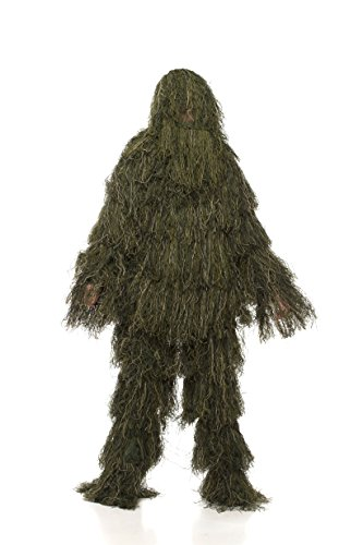 Adult Ghillie Suit by OutsideFun Camouflage Jungle Hunting