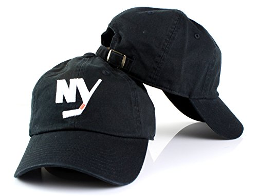 fan products of New York Islanders NHL Blue Line Adjustable Backstrap Hat