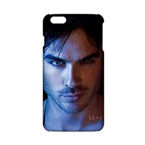 Angl 3D Case CoverIan Somerhalder Vampire Diaries Phone Case for iphone 6 4.7