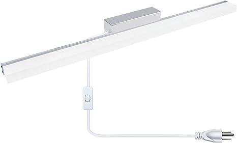 Modern Stainless Steel LED Bathroom Light Front Vanity Makeup Wall Light US