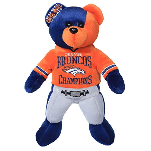 (Denver Broncos Super Bowl Xxxii Champions Team Vs Team Thematic Bear)