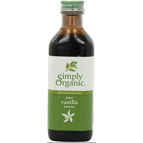 Simply OrganicOrganic S.O. Vanilla Extract 8 Oz (Pack Of 6)