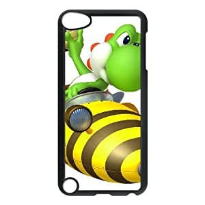 iPod Touch 5 Case Black Mario Kart 8 Y7L6EC