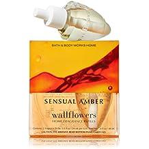 Bath & Body Works Wallflowers Refill Bulbs 2 Pack Sensual Amber