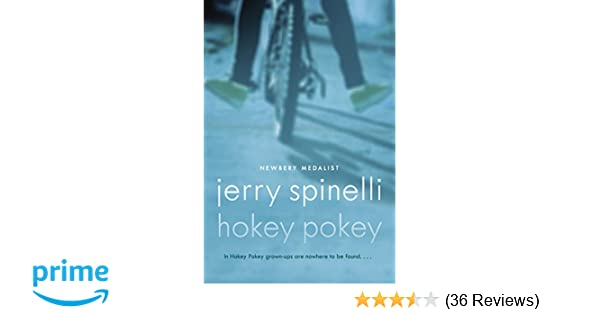 Hokey Pokey Jerry Spinelli 9780440420514 Books