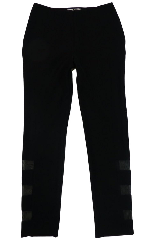 Joseph Ribkoff Womens Sheer Pattern Cutout Bottom Style 143202 Dress Pants