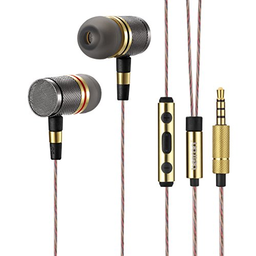 Betron YSM1000 Earphones Headphones, High Definition, in-ear, Noise Isolating , Heavy Deep...