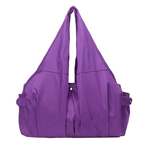 Purple Hobo Handbag - 2