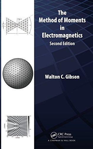 The Method of Moments in Electromagnetics -  Walton C. Gibson, 2nd Edition, Hardcover
