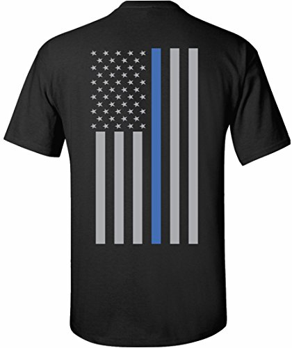 Patriot Apparel All Gave Some Thin Blue Line T-Shirt