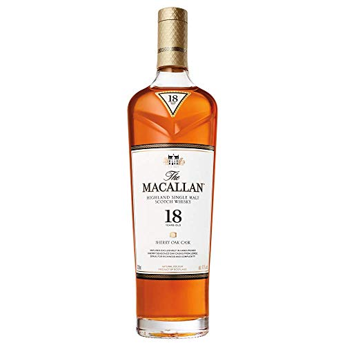 Macallan Scotch Sherry Oak, 18 Year, 750 ml