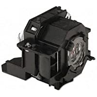 Projector Lamp ELPLP42 / V13H010L42 w/Housing For EPSON Projectors and 1-Year Replacement Warranty