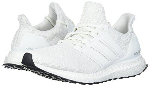 adidas Men's Ultraboost Road Running Shoe, White/White/White, 7 M US by adidas (Image #6)