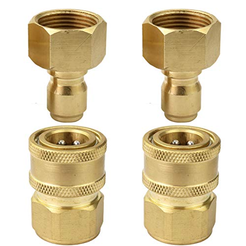 PLG High Pressure Washer Adapter 3/8