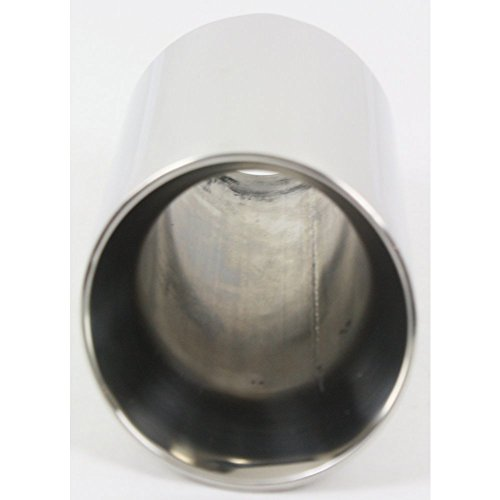 Exhaust Tip for 94-95 Acura Legend Stainless Steel Double Wall W/2.25