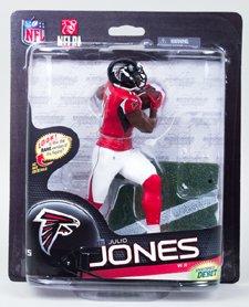 【新発売】 McFarlane Toys NFL Toys Series 33 Julio Series Jones Atlanta Falcons Julio Red Jersey B0118B7CE6, ゴルフのセレクトショップ SERENO:3d3f5c18 --- arianechie.dominiotemporario.com