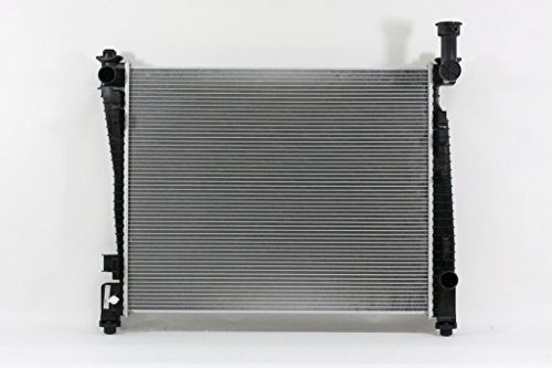 Radiator - Pacific Best Inc For/Fit 13200 Jeep Grand Cherokee Dodge Durango 3.6L 5.7L PT/AC