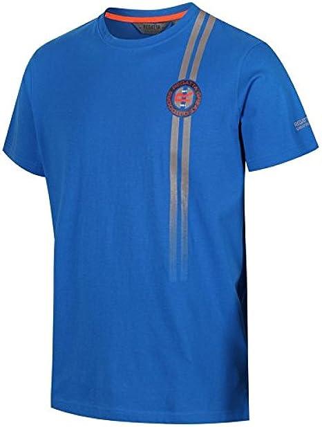 Regatta Cline II Camisetas/Polos/Chaleco, Hombre
