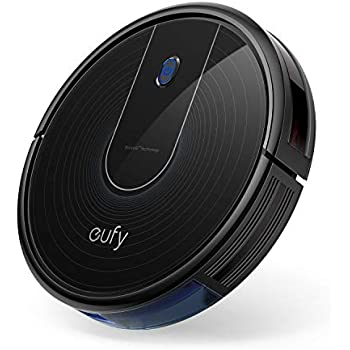 eufy [BoostIQ] RoboVac 12, Upgraded, Super-Thin, 1500Pa Strong Suction, Quiet, Self-Charging Robotic Vacuum Cleaner, Cleans Hard Floors to Medium-Pile ...