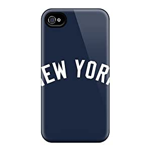 Hot Fashion DUm3265TSFT Diy For Iphone 5/5s Case Cover Protective Cases (baseball New York Yankees 2)