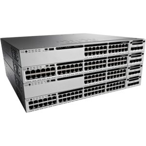 "Cisco Systems, Inc - Cisco Catalyst Ws-C3850-24T-L Ethernet Switch - 24 Ports - Manageable - 24 X Rj-45 - Stack Port - 1 X Expansion Slots - 10/100/1000Base-T - Rack-Mountable ""Product Category: Routing/Switching Devices/Switches & Bridges"""