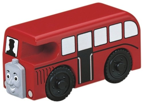 Learning Curve Thomas & Friends Wooden Railway - Bertie The Bus