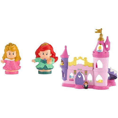 Fisher Price Little People Princess Figures