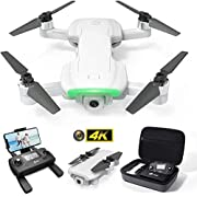Holy Stone HS510 GPS Drone with 4K UHD Camera 5G FPV Live Video for Adults and Beginners, Foldable RC Quadcopter with…