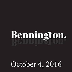 Bennington, Ted Danson, Nick DiPaolo, October 4, 2016 Radio/TV Program