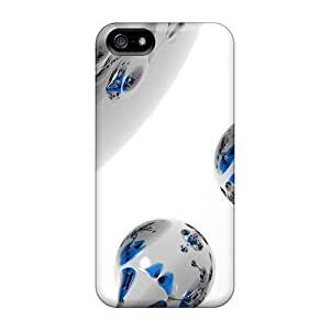 CaterolineWramight Anx5311ggIb Cases For Iphone 5/5s With Nice Spherical White 3d Appearance