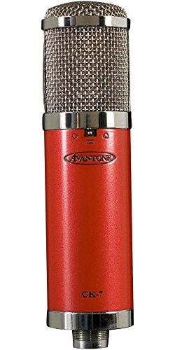 - Avantone CK-7 Large Capsule Multi-Pattern FET Condenser Microphone