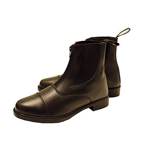 Horseware Horseware Horseware kurze Zip Stiefel Leder Damen 077a07