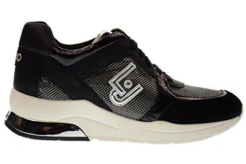 Noir Liu Jo Linda B18021T204401039 Argent FiveFingers Chaussures 70zxCqzU1X