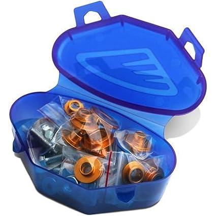 09-12 HONDA CRF450R: Cycra Body Plastic Fastener Set