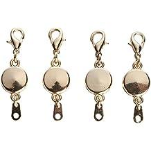 Locking Magnetic Clasps Set of 4