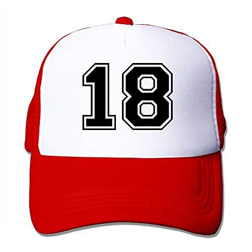Hat Elite Mesh Foam - Discoveredthesecret Big Foam Mesh Hat Mesh Back Adjustable Cap Red