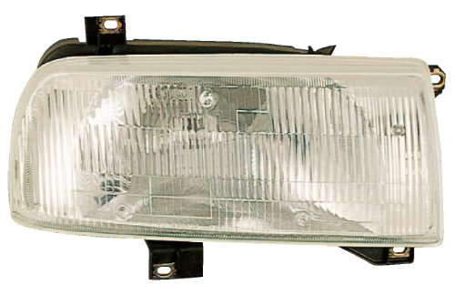 1R Volkswagen Passenger Side Head Lamp Assembly ()