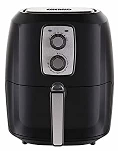 Emerald 5.8qt Manual Air Fryer with 1800 Watts Of Power
