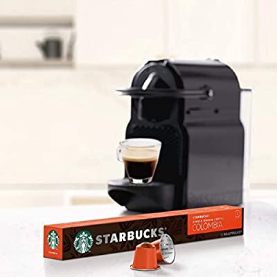 STARBUCKS Single-Origin Colombia de NESPRESSO Cápsulas de café de ...