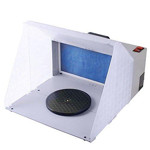 [Golden Tulip®]Absauganlage Airbrush Filter Spray Booth Kompressor Airbrushkompressor 218206