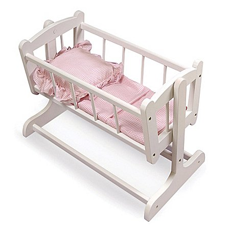 Heirloom Cradle Accessories Ashton Drake product image