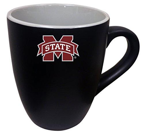 (Mississippi State Bulldogs Two Tone Ceramic Mug 2-Pack )