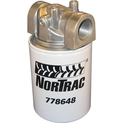 Nortrac Hydraulic Return Filter Assembly - 20 GPM (Hydraulic Filters compare prices)
