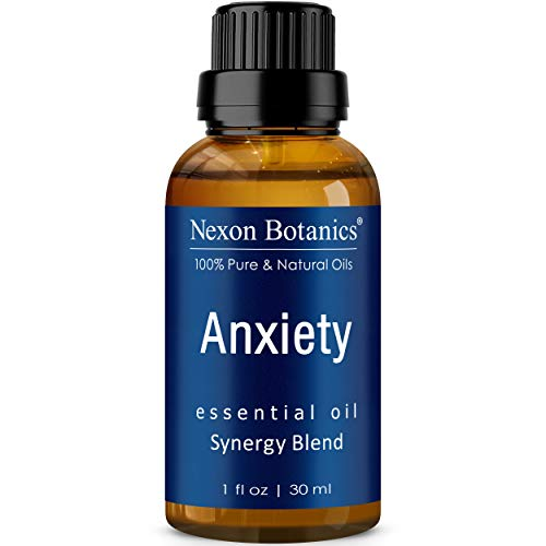 Anxiety-Essential-Oil-Blend-30-ml-Blended-and-Packaged-in-USA-Helps-Stress-Away-and-Stress-Relief-Relaxation-Calming-Essential-Oils-Can-be-Used-for-Aromatherapy-and-Diffuser-Nexon-Botanics