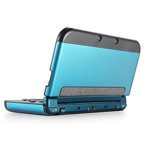 TNP New 3DS XL Case (Light Blue) - - Megaman For Super Nintendo