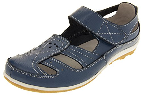 Footwear Studio Coolers Womens Mary Janes Blue