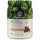 PlantFusion Complete Plant-Based Protein Powder, Gluten Free, Vegan, Non-GMO, Packing May Vary, Chocolate, 1 Pound