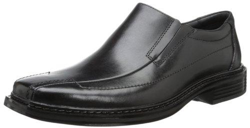 Men's Bostonian Loafer Slip Black on Capi dCwxr8OC