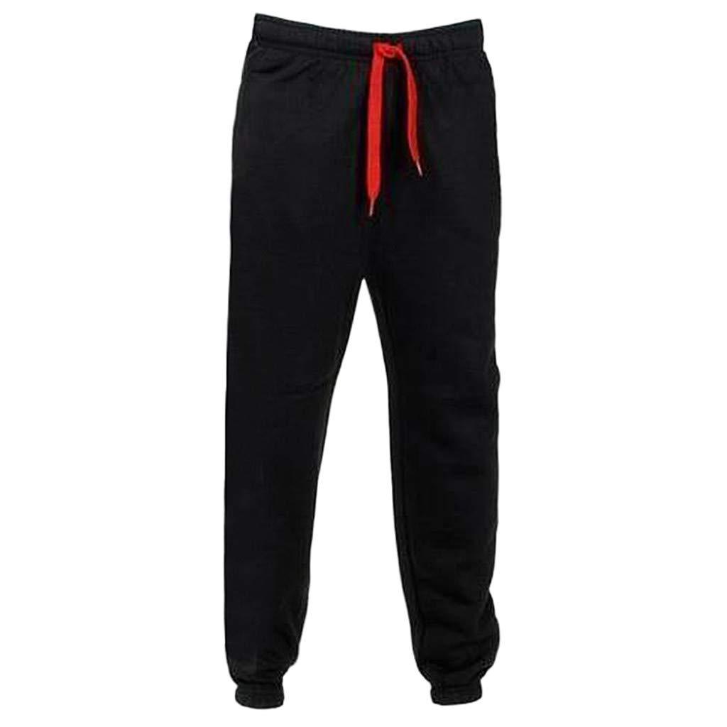 ef662d24b Ropa Pantalones Casuales Moda Hip Hop Deportivos Color Só lido Pants ...